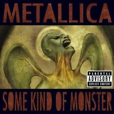 Some Kind of Monster [EP] [PA] [ECD] by Metallica (CD, Jul-2004)[New/Sealed]