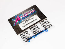 Atomic RC #MR3-014-W5 Mini-Z MR-03 Alu Lenkstange 0,5° Nachspur Type-B wide 1Stk
