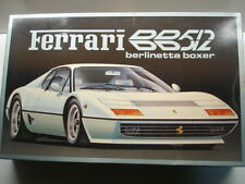 Fujimi 1:16 Scale Vintage Ferrari BB512 Model Kit - Used Very Rare - Motorisable