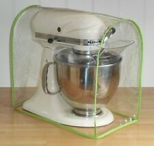Apple Green Edged Cover For Kitchenaid and Kenwood kMix Food Mixers