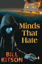 Bill Kitson Minds That Hate (Mike Nash) Very Good Book