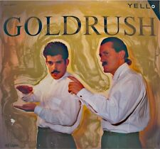 ++YELLO goldrush/she's got a gun MAXI PROMO 1986 BARCLAY VG++