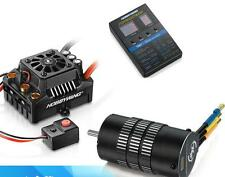 HobbyWing EZRUN 150A ESC+4274-2200KV Brushless Motor Combo T-PLUG for 1/8 RC Car