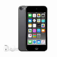 APPLE iPod touch 16 GB 6th Generation 8 MP camera & HD playback Space Grey NEW