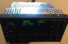 FORD F150 F250 F350 Truck Radio CD Player LINCOLN Town Car 98 99 2000 01 02 03