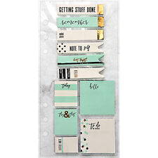 Prima - My Prima Planner - Sticky Notes - Frank Garcia 11 Pads/20 Sheets Each
