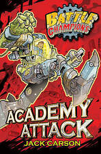 Very Good, Battle Champions: Academy  Attack, Carson, Jack, Book