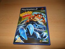 CRASH OF THE TITANS monsters édition SONY PLAYSTATION 2 PS2 PAL NEUF NON SELAED