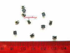 4 LEGS MICRO SWITCH  microswitch button CITROEN PEUGEOT RENAULT key  #204