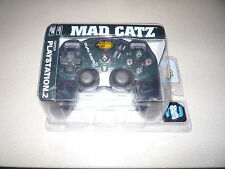 PLAYSTATION 2 Mad Catz Controller Dual Force Nuovo di Zecca