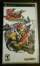 Viewtiful Joe Red Hot Rumble (Sony PSP, 2006) Brand New