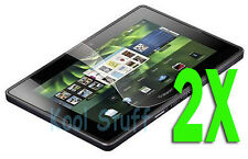 2X Clear Screen Protector BlackBerry PlayBook