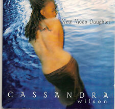 NEW MOON DAUGHTER BY CASSANDRA WILSON (CD, Mar-1996, Blue Note (Label))