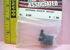 ASSOCIATED HOBBY R/C RADIO CONTROL CAR #8184 ANTENNA SHOCK MOUNT PARTS