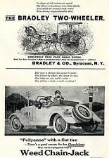 Bradley & Co. Syracuse N.Y. * American Ad. in the thirties