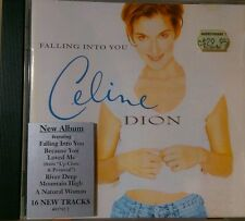 Celine Dion - Falling into You, CD Album , 1996 Sony music