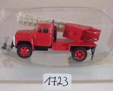 Ballentin 1/87 041001 GAZ 52 Leiterwagen DL15 Feuerwehr OVP #1723