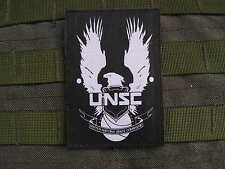 SNAKE PATCH - UNSC - Halo 4 UNSC backed Master Chief Xbox 360 One US airsoft