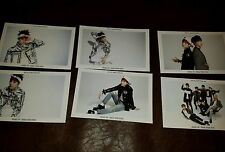 BTS Bangtan Boys BTS Wake Up Photo Suga photocard RARE full set
