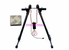 HML650 Quick Install Retractable Landing Gear Skid Best for S550 Tarot650 3M tap