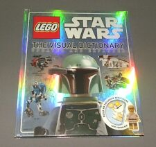 DK's LEGO Star Wars The Visual Dictionary Updated and Expanded w Luke Skywalker