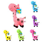 Cute Plush Giraffe Soft Toys Animal Doll Baby Kids Children Birthday Gift