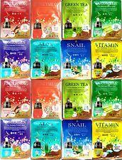 16 pcs Mask Pack Malie Facial Skin Care Korean Beauty Ultra Hydrating Essence