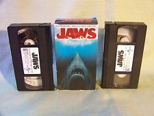 Jaws 25th Anniversary Collector's Edition (2000), VHS, 2 tape set, NTSC