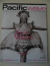 Air New Zealand  Pacific Wave Inflight Magazine  July 1999 =