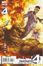 Fantastic Four Dark Reign #1 Comic w/ Certificate Signed by Jonathan Hickman