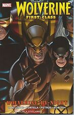 Wolverine: First Class - Wolverine By Night TPB NM