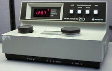 Milton Roy Co. 332278 DV Spectronic 21D Spectrophotometer