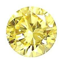 3mm ROUND NATURAL LEMON QUARTZ YELLOW GEM GEMSTONE