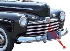 New Stainless Steel Grill Bar Set 1946 Ford Car Sedan Coupe