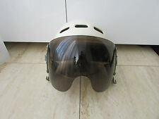 SOVIET RUSSIAN PILOT HELMET AIR FORCE 3SH-3M MIG ! COMMUNIST FORCES CAMPAIGNS