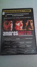 "DVD ""AMORES PERROS"" PRECINTADO IÑARRITU GAEL GARCIA BERNAL GOYA TOLEDO"