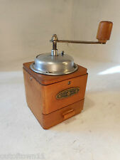 Vintage French Coffee Grinder   ref 2780