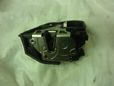 BMW X5 E70 2011 PASSENGER SIDE REAR DOOR LOCKING MECHANISM 7276685