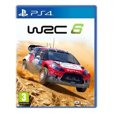 WRC 6 PS4 Game Brand New