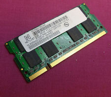 1GB Netlist NL8256421207F-D64NEF HP 580674-001 PC2-6400S DDR2 SODIMM Laptop RAM