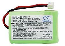 Nouvelle batterie pour FRANCE TELECOM AMARYS 265 amarys 265sf AMARYS 275 FG0502 ni-mh