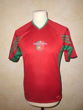 Maillot  de football EURO 2004 PORTUGAL ADIDAS Taille XS