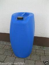 60 L Kanister blau Plastikkanister Kiste Behälter Camping Kunststoffkanister