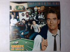 HUEY LEWIS AND THE NEWS Sports lp ITALY HANK WILLIAMS