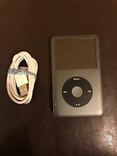 Apple iPod Classic 120GB A1238 7th Generation + USB Cable Bundle