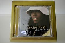 CD0938 - Andrea Martin - The Best of me - Soul