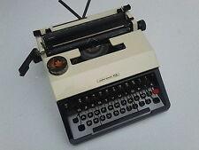 Macchina da scrivere UNDERWOOD 450 Typewriter Schreibmaschine