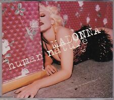 Madonna - Human Nature **1994 Australian 9 Track CD Single**