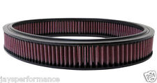 KN AIR FILTER (E-2866) FOR MERCEDES BENZ 190 W201 2.6 1986 - 1993
