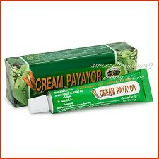 Payayor Cream for Cold sores Herpes virus Herbal pain relief 10g